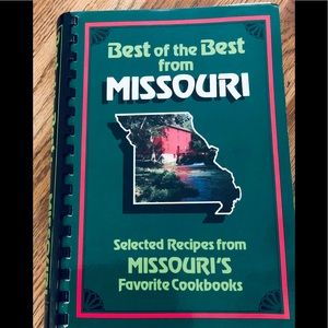 Cookbook - Best of The Best from Missouri